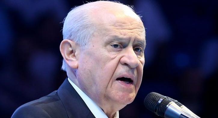 MHP lideri Bahçeli canlı yayında soruları yanıtlıyor