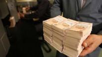 Bütçe Mayıs'ta 2.7 milyar TL fazla verdi