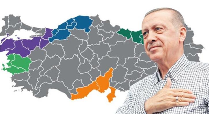 Mega bölgeler belli oldu: Ceyhan, Filyos, Karasu, Trabzon