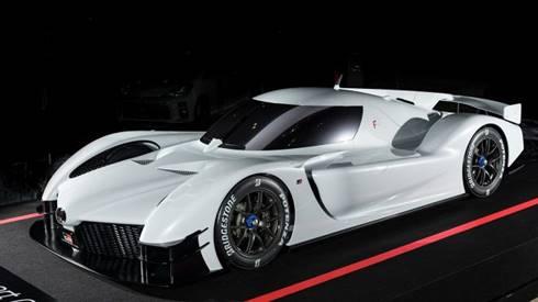 1000 beygirlik Toyota GR Super Sport