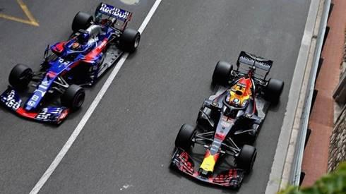 Honda'dan yeni F1 motoru