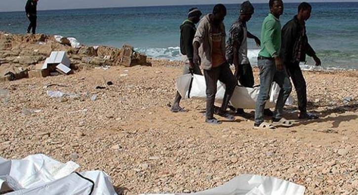 Libya+k%C4%B1y%C4%B1lar%C4%B1nda+6+g%C3%B6%C3%A7menin+cesedi+bulundu