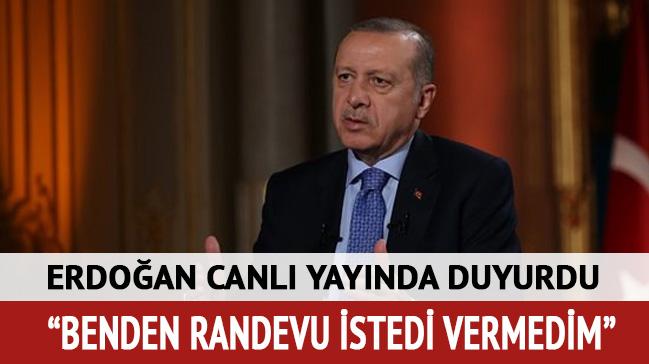 Cumhurbaşkanı Erdoğan'dan Uber yorumu