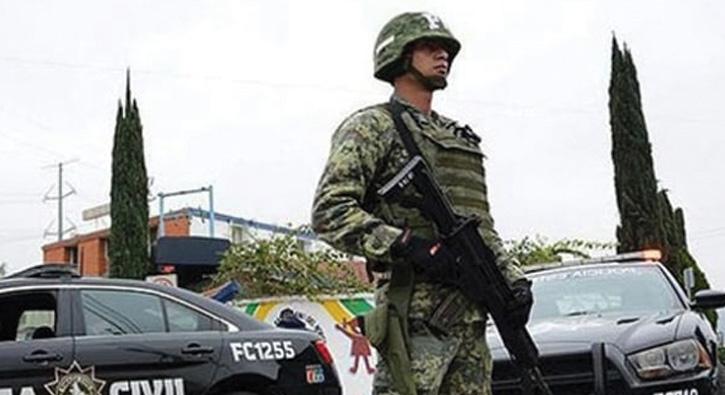 Meksika'da uyuşturucu çetesi olaylarında 4 ölü