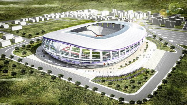 Ordu Stadı Eylül ayında açılacak
