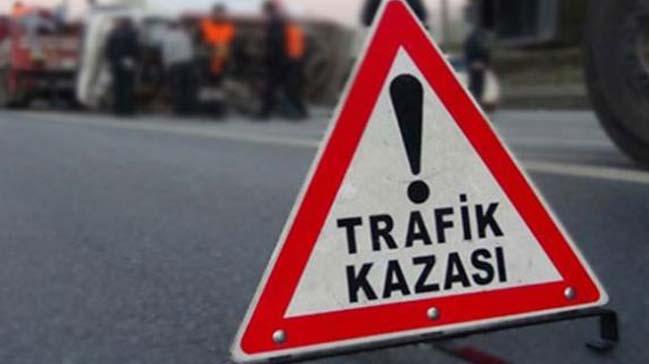Düzce Akçakoca - Karasu çevreyolunda meydana gelen trafik kazasında 1 kişi yaralandı