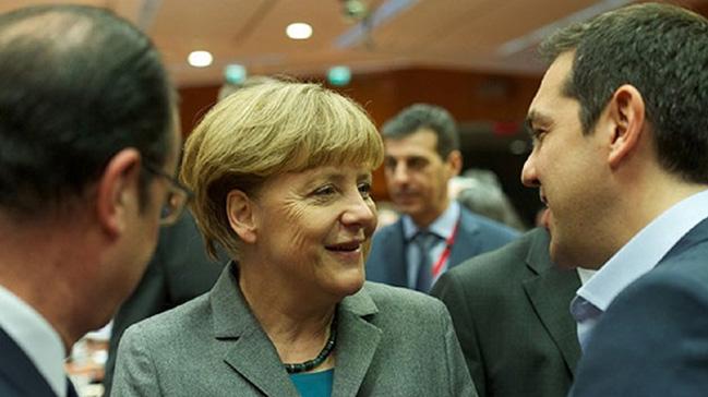 Almanya, Yunanistan krizinden 2,9 milyar euro kazandı