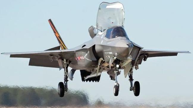 F-35+teslimat+t%C3%B6reni+bug%C3%BCn+saat+18.00%E2%80%99de+ger%C3%A7ekle%C5%9Fecek