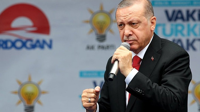 Cumhurbaşkanı Erdoğan: 2. operasyonda 35 sözde üst düzey PKK'lı ismi bitirdik