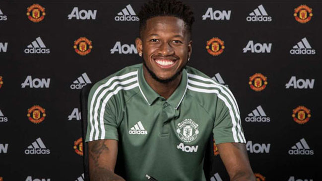 Manchester United Fred'i resmen açıkladı!
