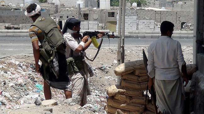 Yemen%E2%80%99de+25+Husi+militan%C4%B1+%C3%B6ld%C3%BCr%C3%BCld%C3%BC