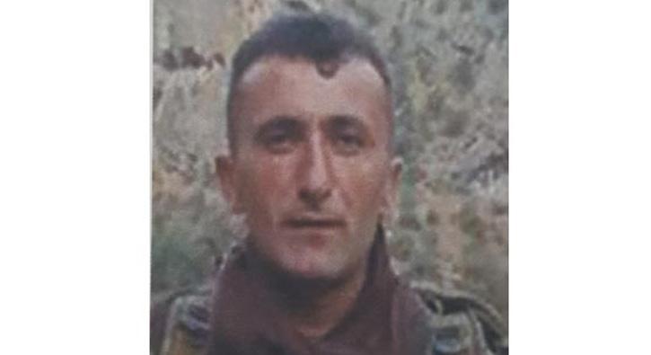 Güvenlik korucusu Mehmet Paksoy'u şehit eden terörist etkisiz hale getirildi