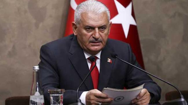 Başbakan Yıldırım: Bunlar 4 parti ittifakı, biri de gizli o da HDP, PKK'dır