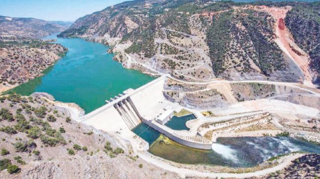 Hidroelektrikte+2019+%C3%BCretim+hedefi+110+milyar+kw+saat+