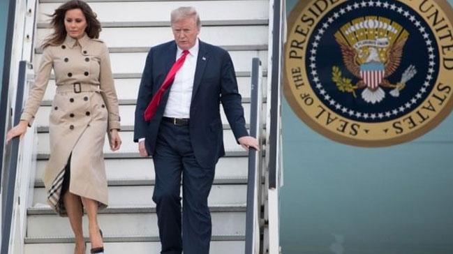 Belçika basınından iddia: Trump'ı kimse karşılamadı