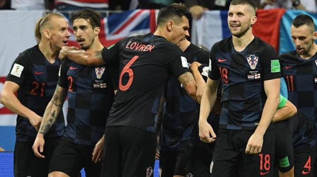 Hırvatistan: 2 İngiltere: 1
