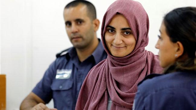 İsrail'de tutulan Ebru Özkan serbest bırakıldı