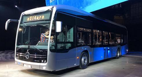 Mercedes-Benz,+elektrikli+otob%C3%BCs%C3%BC+eCitaro%E2%80%99yu+duyurdu