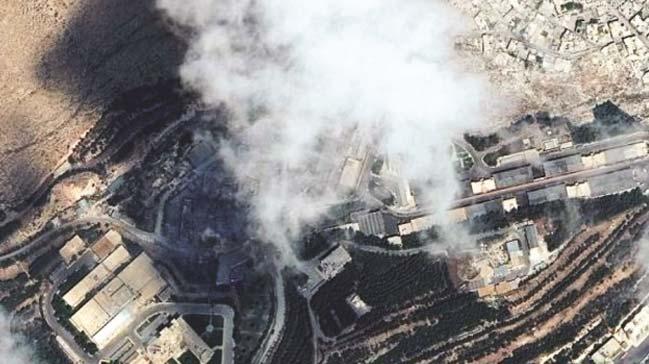 %C4%B0srail+Suriye%E2%80%99de+3+askeri+hedefi+vurdu+++++++