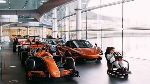 McLaren,+Espor+D%C3%BCnyas%C4%B1na+giriyor