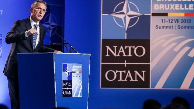 Stoltenberg:+G%C3%BCrcistan+NATO+%C3%BCyesi+olacak