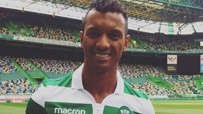 Nani+resmen+Sporting+Lizbon%E2%80%99da