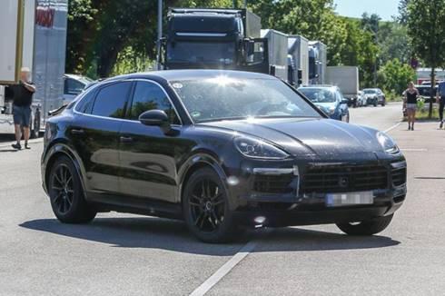 Porsche+Cayenne+Coupe,+lansman+%C3%B6ncesi+g%C3%B6r%C3%BCld%C3%BC%21;