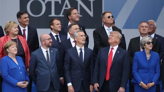 Merkel%E2%80%99den+NATO+Zirvesi+de%C4%9Ferlendirmesi+