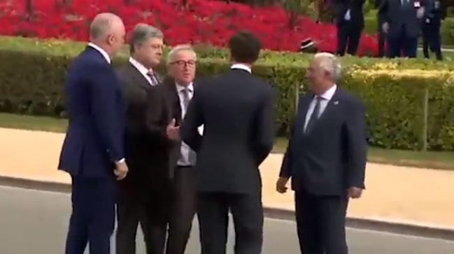 Avrupa+Komisyonu+Ba%C5%9Fkan%C4%B1+Juncker+rezil+oldu