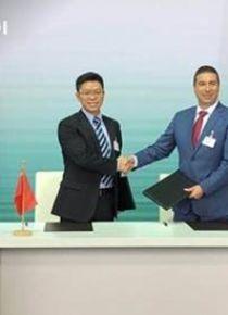 HUAWEI ve Audi stratejik iş birliği anlaşması imzaladı