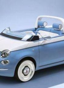 Fiat 500'ün doğum gününe özel Spiaggina '58 serisi tanıtıldı
