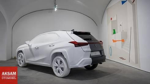 Lexus otomobil ve sanatı buluşturdu