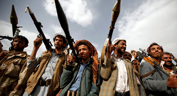Yemen%E2%80%99de+Husiler+yerle%C5%9Fim+yerlerini+hedef+ald%C4%B1+