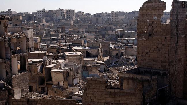 İsrail roketleri, Halep'te Suriye askeri mevzilerini vurdu