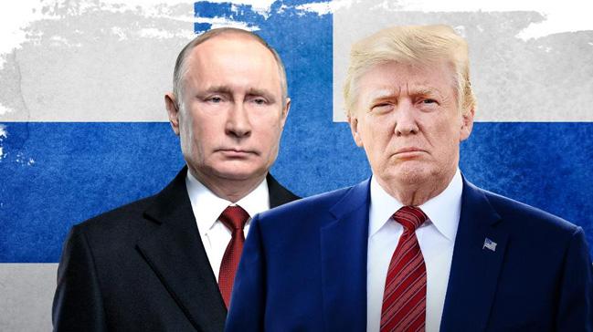 Trump: Putin'e, seçimlere müdahale ettin mi diye soracağım ama ettiyse de inkar edecektir