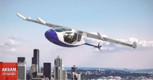Rolls Royce lüks uçan taksi geliştiriyor