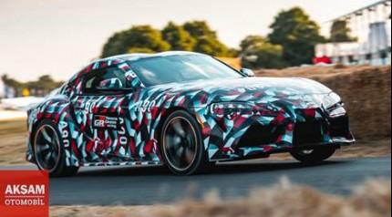 Toyota, Supra'ya dört silindirli BMW motoru üretileceği İddialarını doğruladı