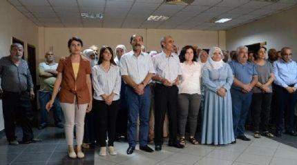 HDP: Vekillerimizin terörist cenazelerine katılmasından gurur duyuyoruz