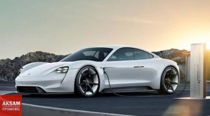 Porsche'den herkese açık hızlı şarj desteği