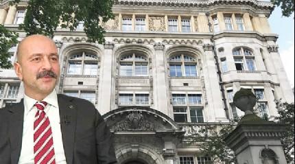 Elebaşı İpek'e Londra'da ev hapsi