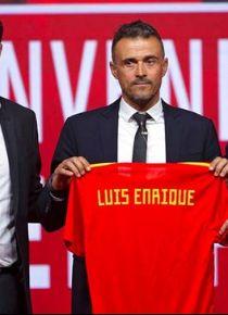 Luis Enrique imzayı attı!