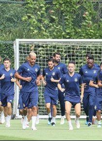 Fenerbahçe'de mesai yeniden başladı