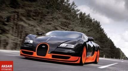 Bugatti Veyron'un Sadece Yağ Değişim Ücreti 101 Bin TL