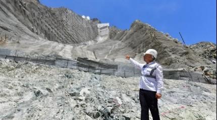 Yusufeli Barajı'nın gövdesi Eyfel Kulesi'nden 25 metre kısa olacak