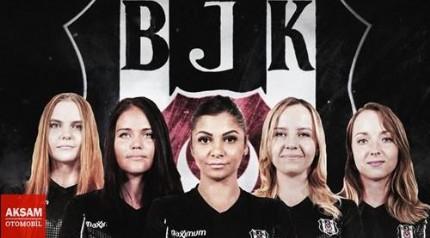 Beşiktaş kadın CS:GO takımı kurdu