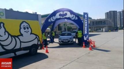 Michelin'in Doğru Hava Basıncı etkinlikleri devam ediyor