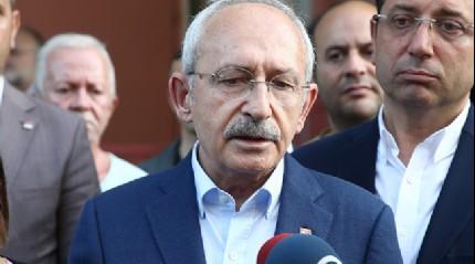 CHP Ankara'da Kılıçdaroğlu'na çağrı: Tarihi sorumluluğu yerine getirin