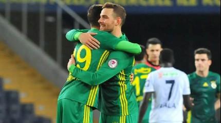 Totthenham'da kadroda düşünülmeyen Vincent Janssen, Fenerbahçe'ye geri dönebilir