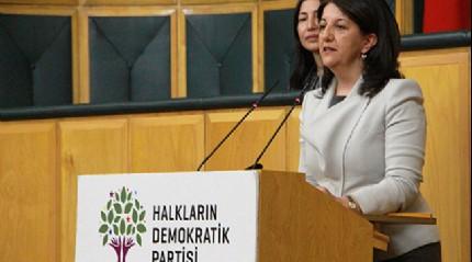 HDP Eş Genel Başkanı Buldan teröristlere sahip çıktı: Yanlarında olmaya devam edeceğiz