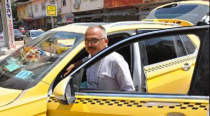 Gaziantep'te evden kaçan 14 yaşındaki kızı taksici ailesine teslim etti